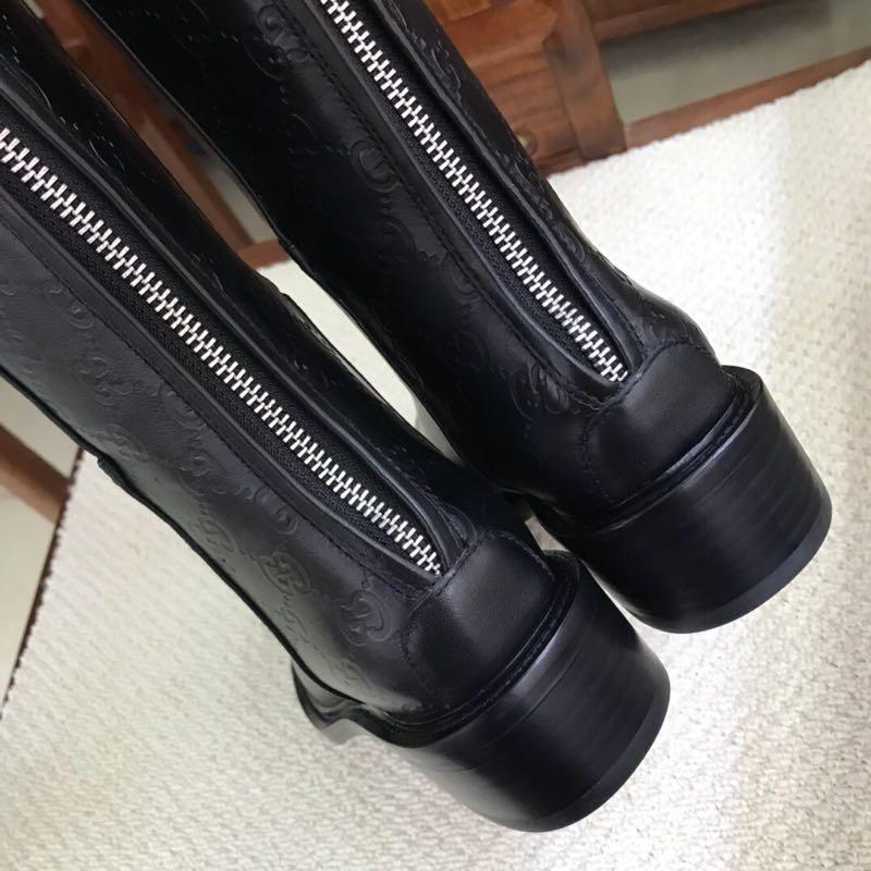 渠道货 小贵 支持验货 专柜对版 代购质量内里羊皮2019新款女靴休闲长靴代理2103161337