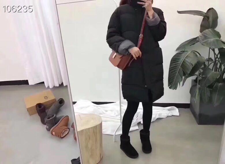 2018女款雪地靴 经典5854低帮加绒保暖最爆的3个色。