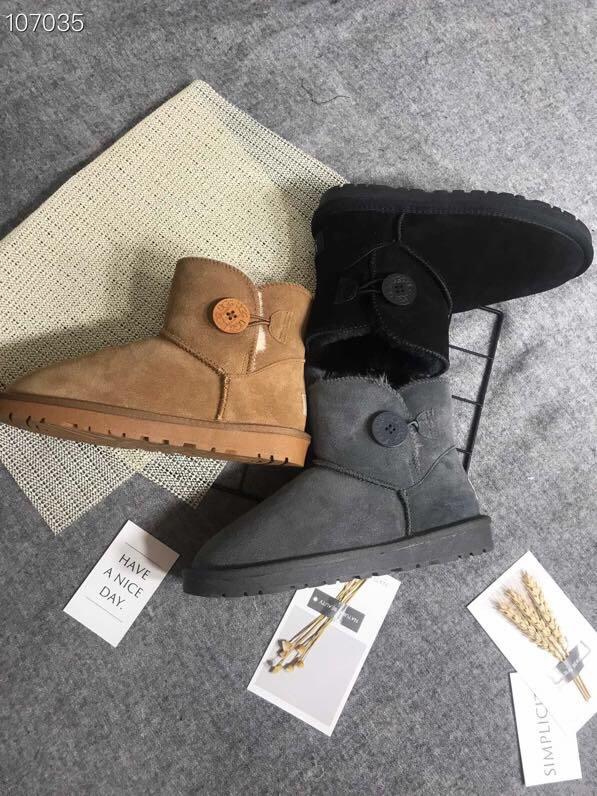 高品质经典 雪地靴 3352 低筒一??? 加厚保暖鞋