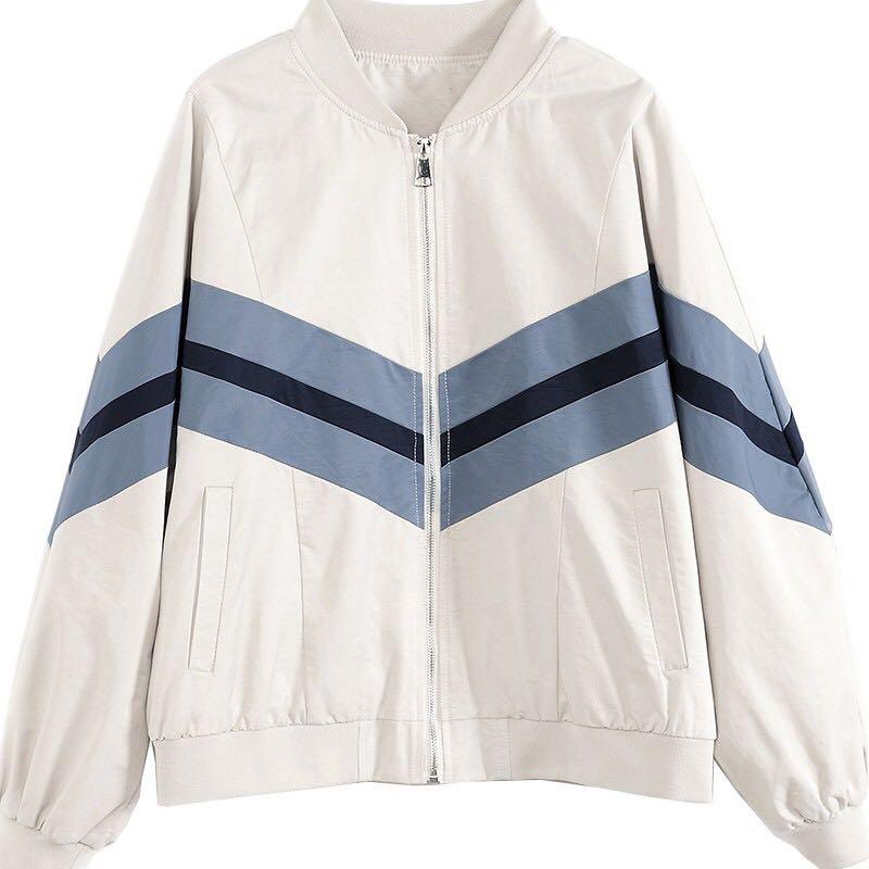 DK诚品女装春装新款【加大码外套】妈妈最爱休闲款夹克衫【厂家直销】
