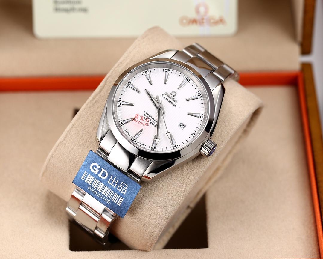 GD出品海马系列男士手表 搭载西铁城8215机械机芯持久耐用男腕表