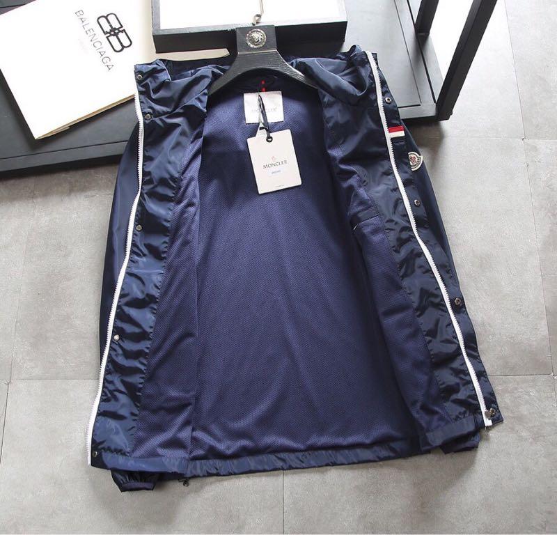 蒙口2019春季新款 尺寸偏大一码 M-XXL(欧版)顶级专柜原单夹克