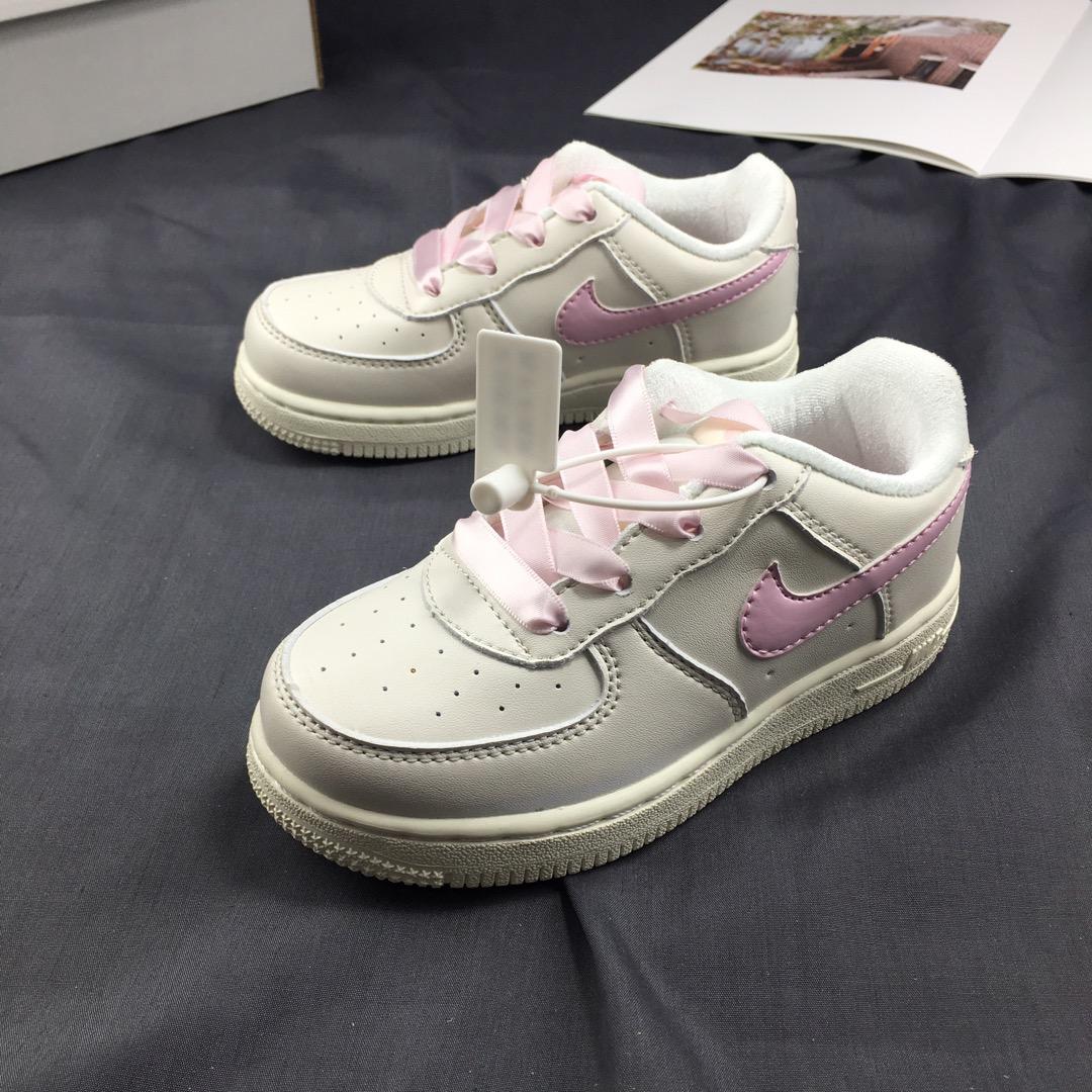 Force 1 LOW KIDS 空军一号 低帮童鞋 独立私模 打造袖珍小童鞋 全鞋Sadisa认证皮料 透