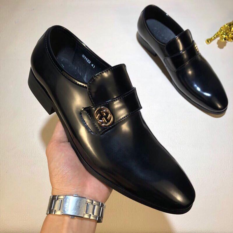 最新款专柜原版复刻真皮男鞋 头层牛皮男士休闲男鞋 男款低帮鞋 奢侈品一件代发